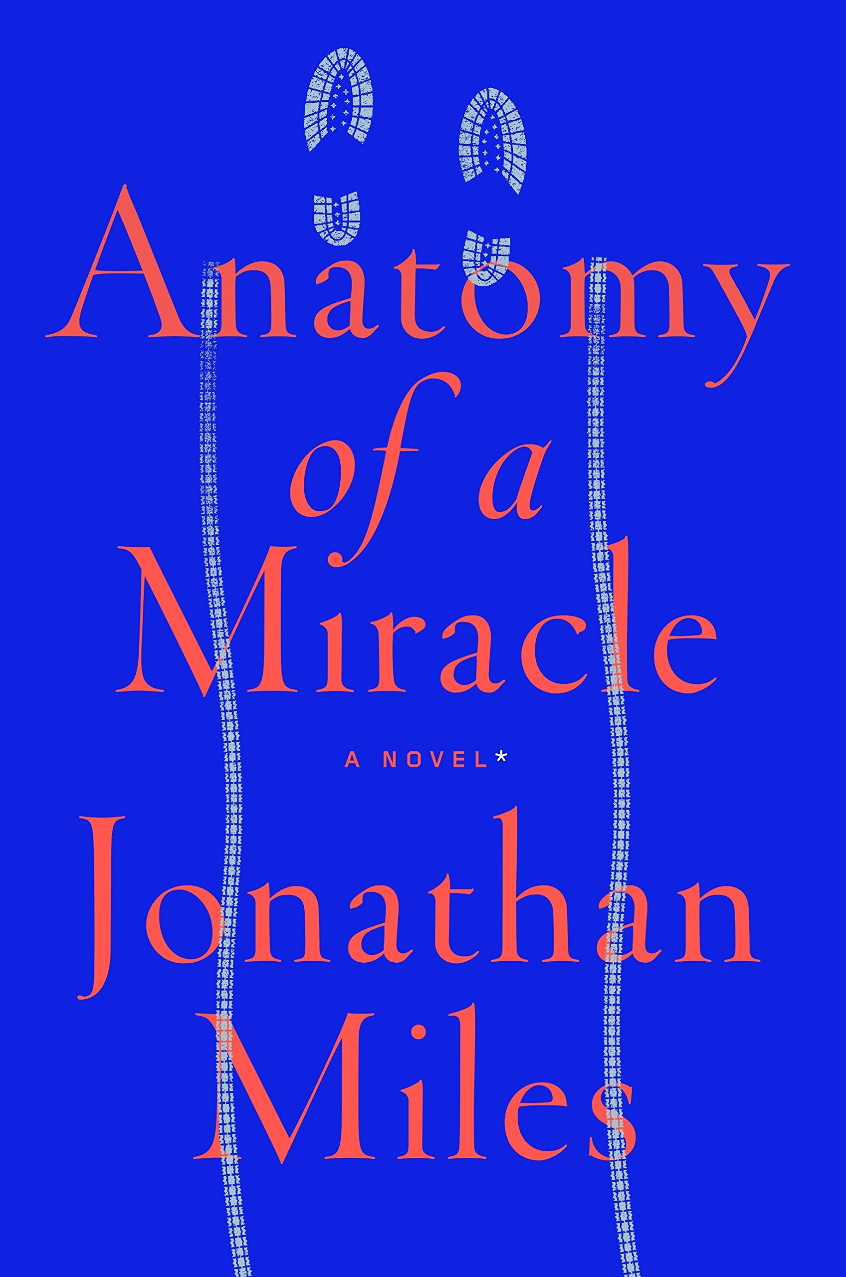Anatomy Of A Miracle Novel Jonathan Miles 9780553447583