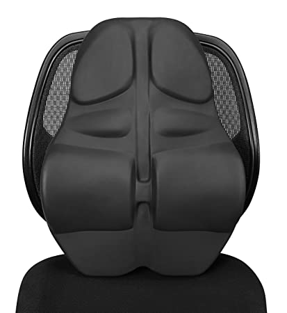 Amazon.com: Cojín para silla de oficina Gaiam Restore ...