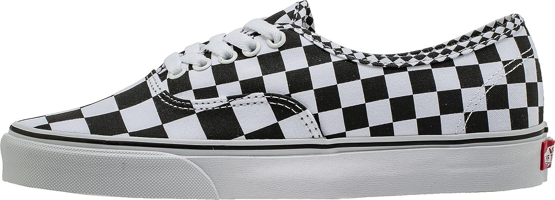 Vans Herren Authentic Core Classic Sneakers B07B4RXZCW 36-37 M EU Women / 6.5 B(M) US Women EU / 5 D(M) US Men|(Mix Checker) Black/True White 2831ec