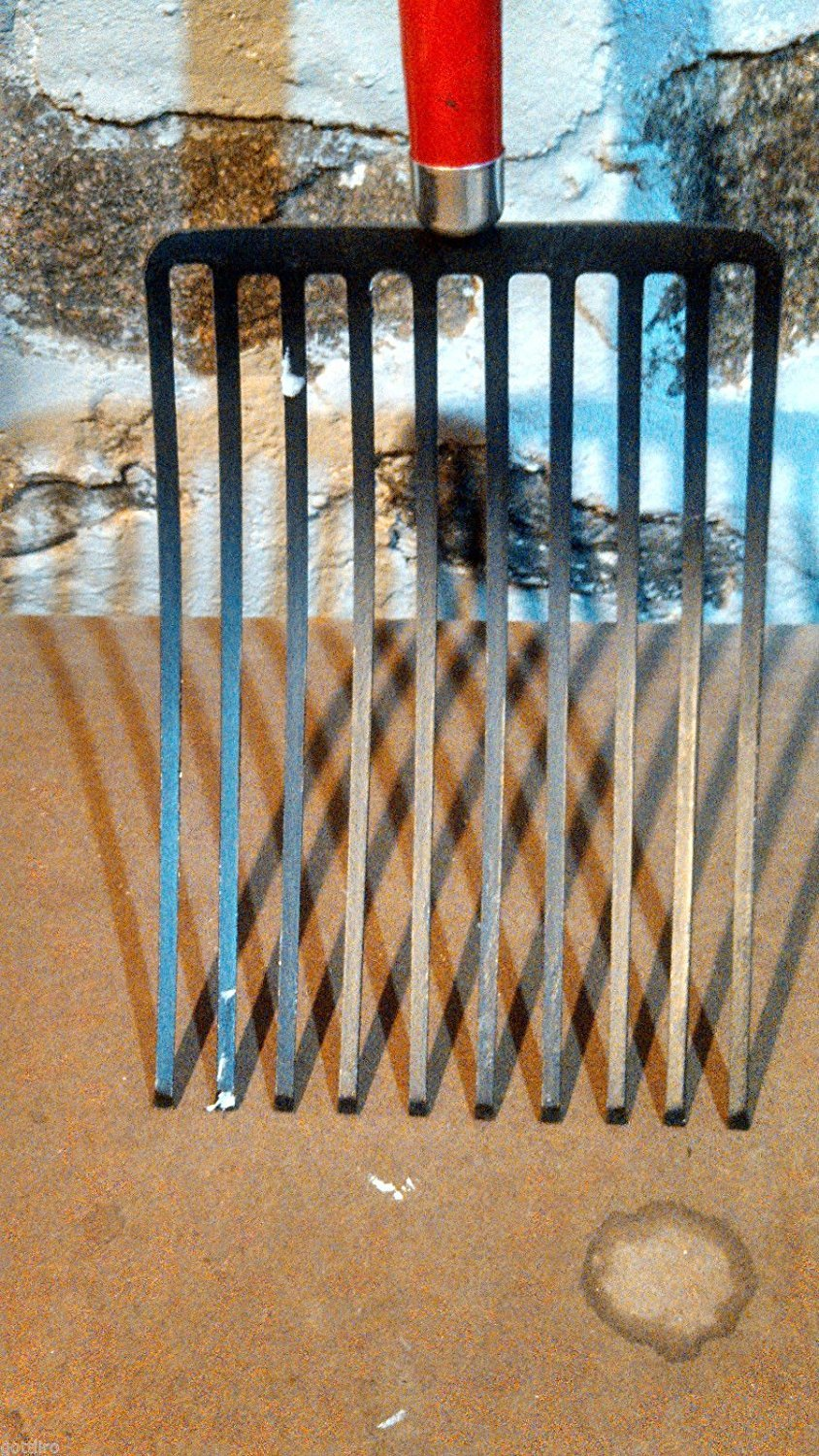 Heavy Duty Professional Duty Clam Fork - For Clamming by RAZORBACK (Image #2)