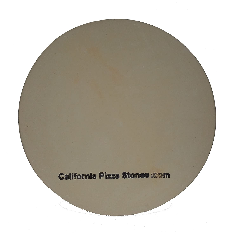 10 Inch Round Pizza Stone California Pizza Stones RD10