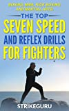 StrikeGuru Boxing Reflex Ball, Bonus Step by Step