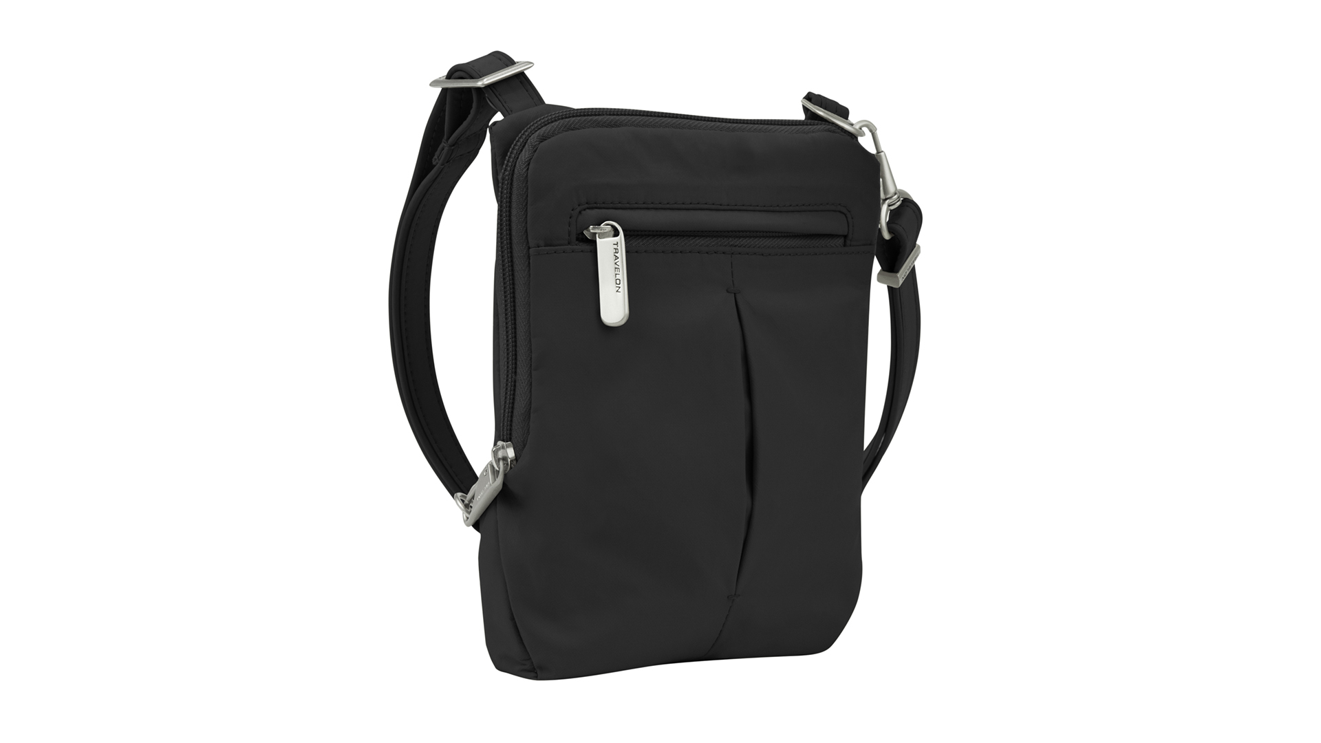173f1f33dc Travelon Anti-Theft Classic Light Mini Crossbody Messenger Bag