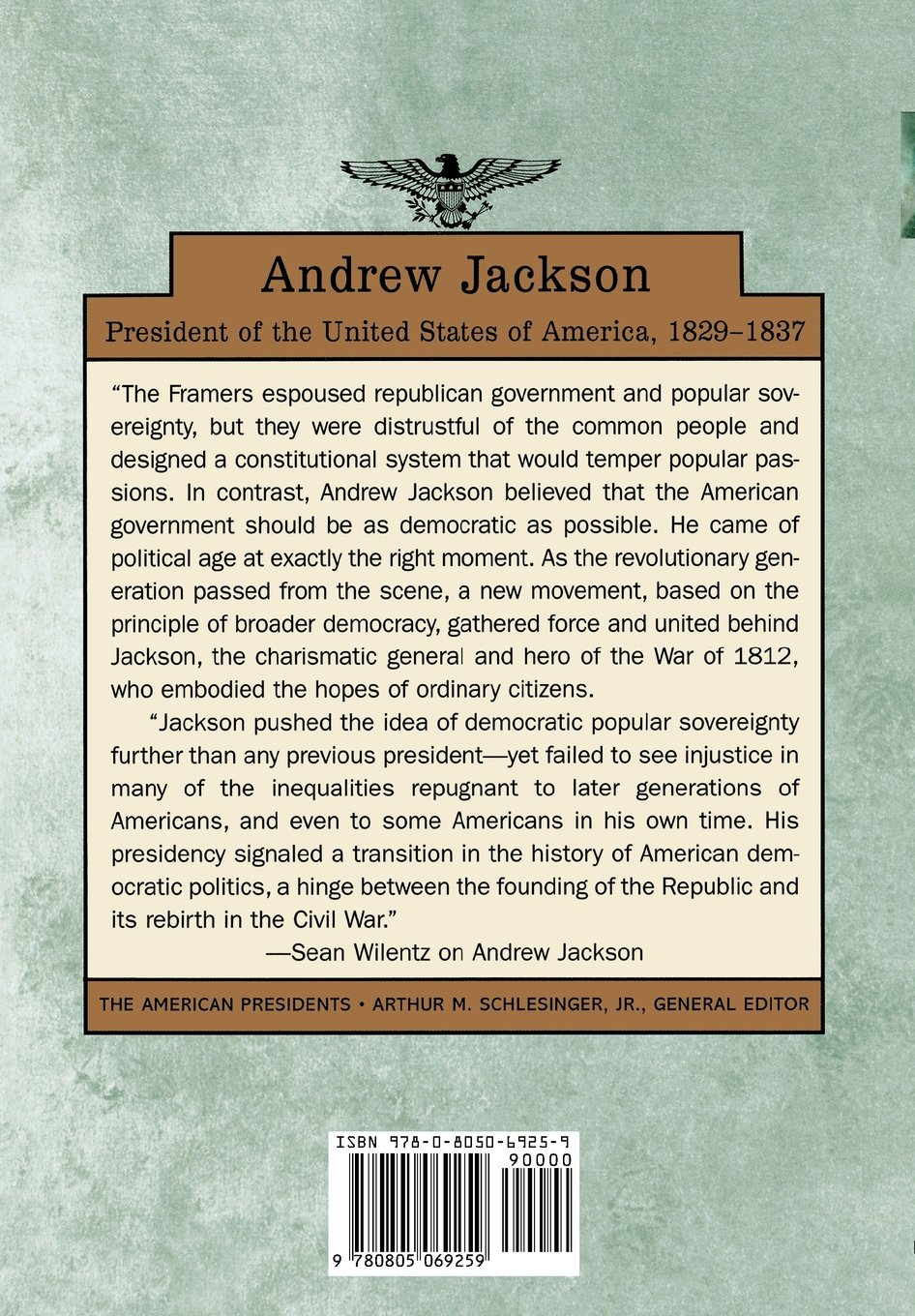 andrew jackson news article essay New legislation joins the ongoing effort to replace andrew jackson on american currency the earliest papers were in some ways more readable send a news tip.