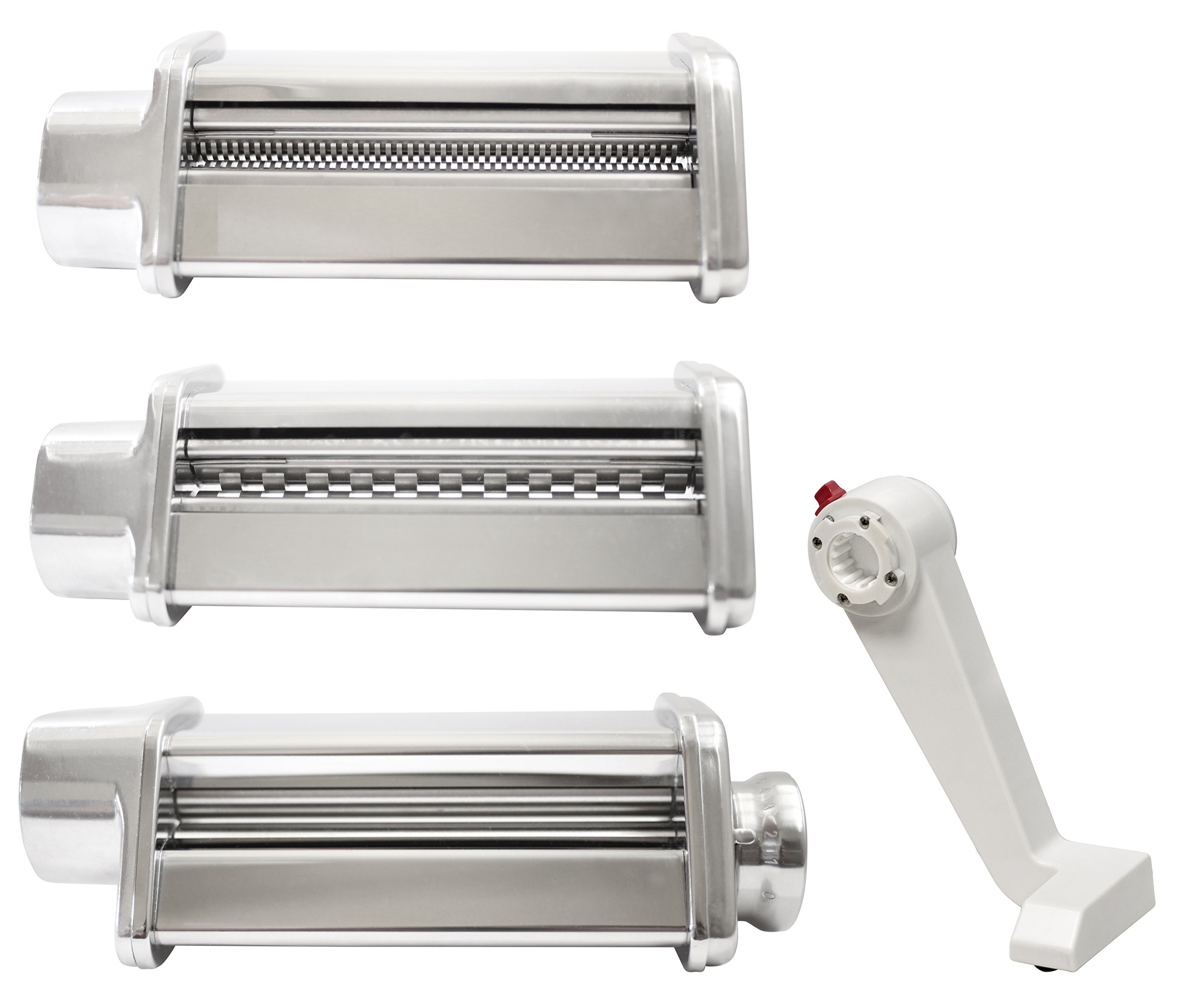 Pasta Roller and cutter for Spaghetti and Fettuccine for Bosch Universal Plus Mixer by Bosch