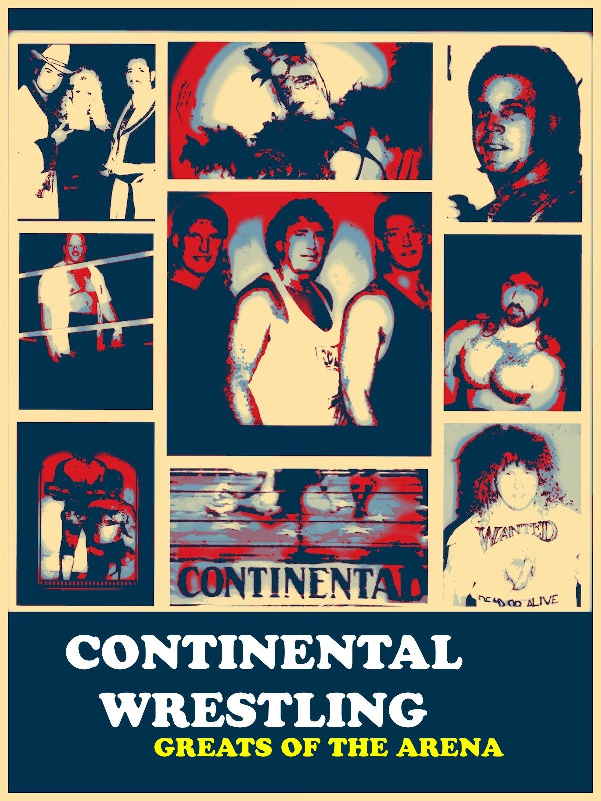 Continental Territory: Greats of the Arena by