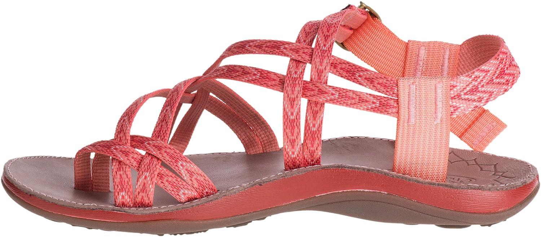 Chaco Women's Diana Sport Sandal B072KG18HV 6 B(M) US|Motif Peach