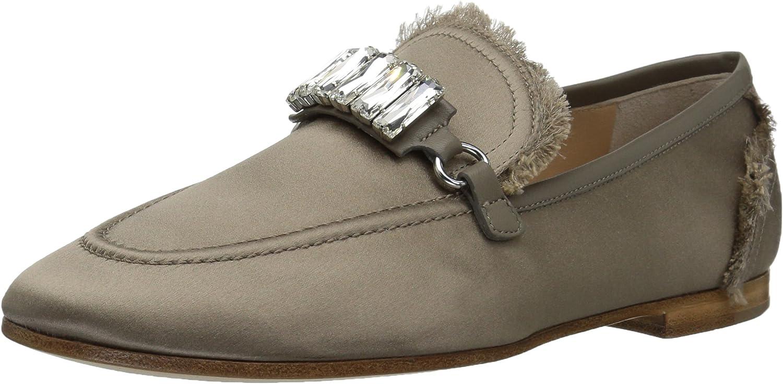 Giuseppe Zanotti Women's E76063 Slip-on Loafer