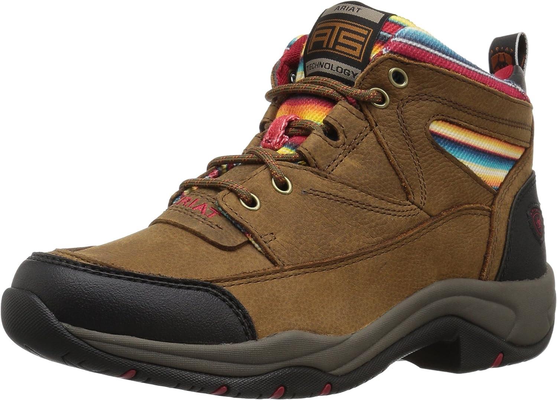 Ariat Women's Hiking Boot, Cordovan, 7