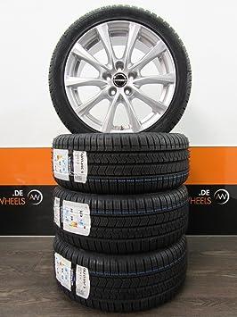 Seat Cordoba Ibiza 6L 6J St Toledo NH (7J 16 pulgadas Llantas Neumáticos de todo el año nuevo: Amazon.es: Coche y moto