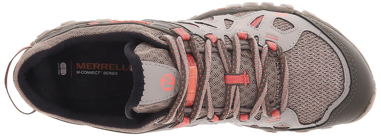 Merrell Women's Sport All Out Blaze Aero Sport Women's Hiking Water Shoe B00YBGRV24 9.5 M US|Beige/Khaki e9b5ef