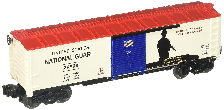 当店在庫してます! Lionel Trains Boxcar National National Guard Guard US Made Boxcar B00CJU92SK, ファイルドショップ:70f7c5fd --- a0267596.xsph.ru