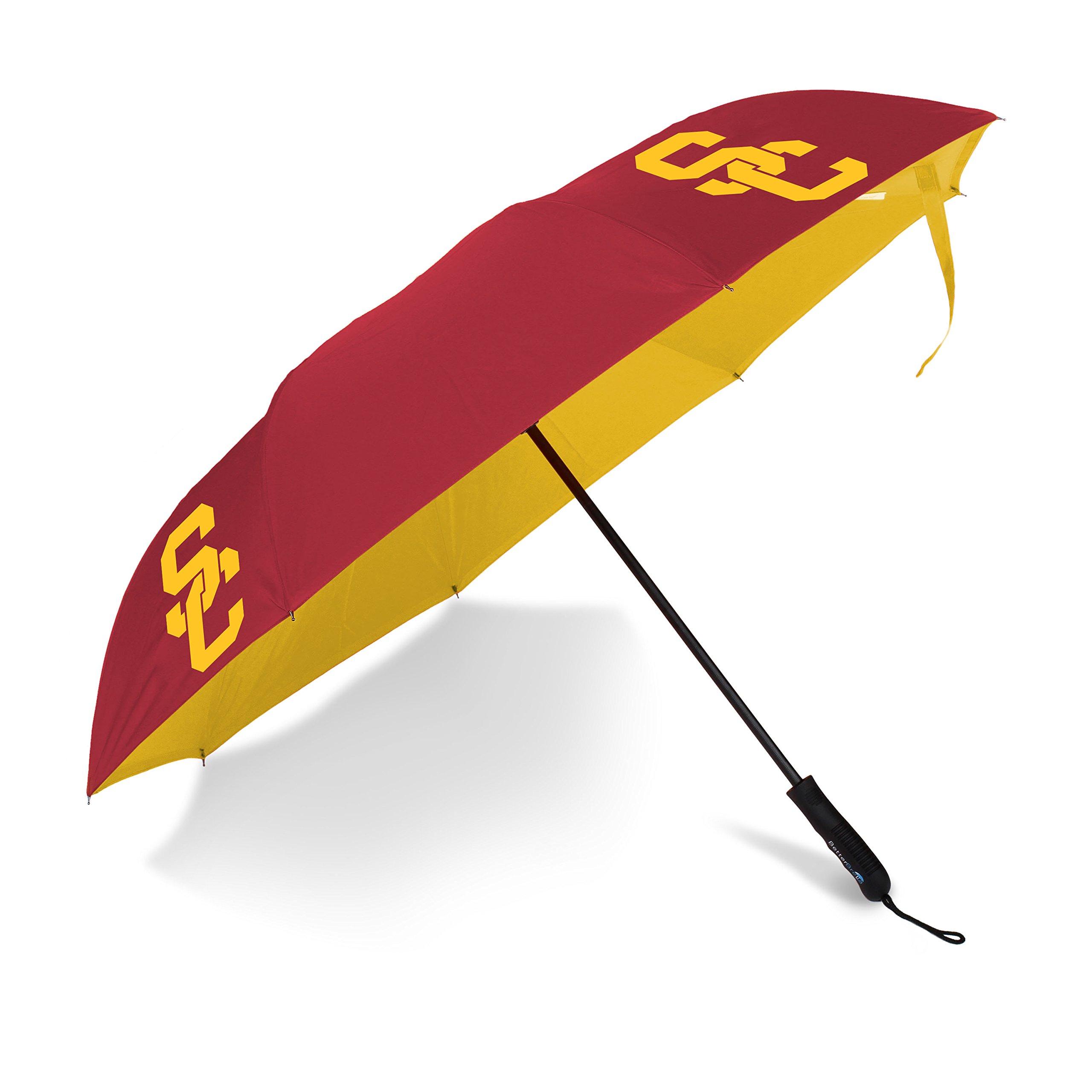 NCAA USC Trojans Better Brella Wind-Proof Umbrella