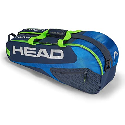 Head Elite 6R Combi - Bolsa para Raquetas de Tenis, Color ...
