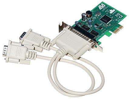 Lava DSerial-PCIe/LP Serial Card Windows 8 X64 Treiber