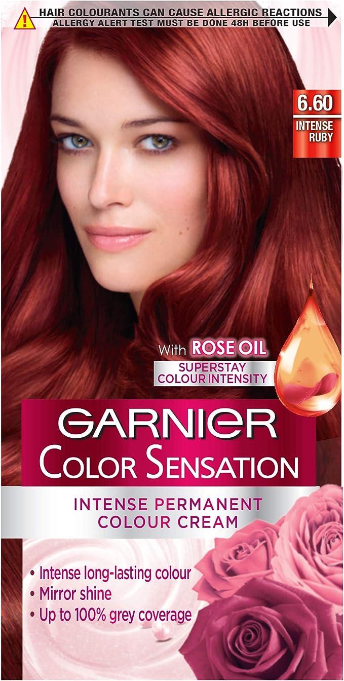 Garnier Color Sensation permanente pelo color