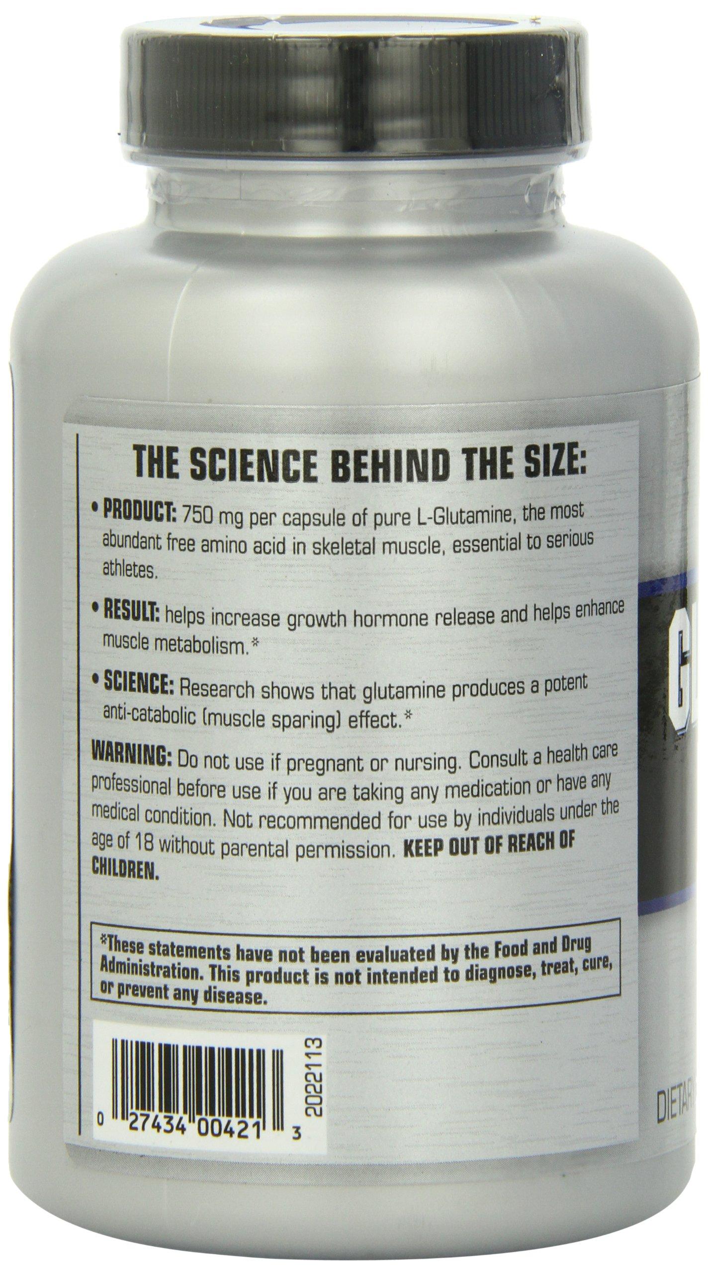 Twinlab Glutamine Fuel, 120 Capsules (Pack of 2) by Twinlab (Image #5)