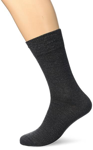 Dim Lana Caballero X 1 - Calcetines cortos Hombre: Amazon.es: Ropa y accesorios