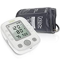 Blood Pressure Monitor Upper Arm - Automatic Blood Pressure Monitors - Digital Blood Pressure Machine - BP Monitor - 9