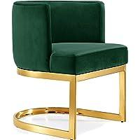 Meridian Furniture Gianna Velvet Upholstered Dining Chair
