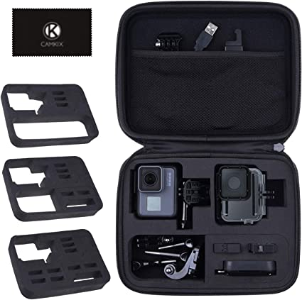 Camkix Tasche Kompatibel Mit Gopro Hero 7 6 Kamera