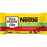 Nestle Toll House Organic Semi-Sweet Chocolate Morsels, 9 oz