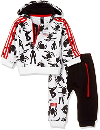 adidas Baby-Jungen Trainingsanzug Inf Dy Sm Jog