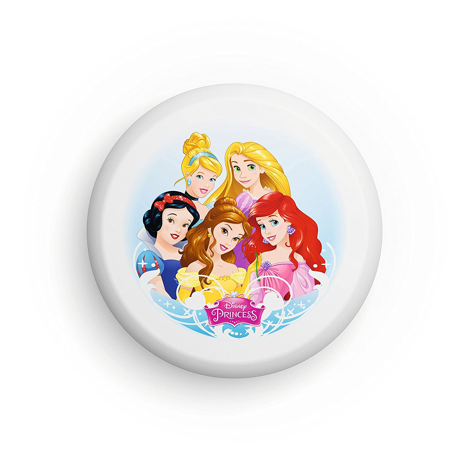 Philips Princess Iluminación Infantil, LED Integrado, Regulable, 24 W, Rosa 0915005309201