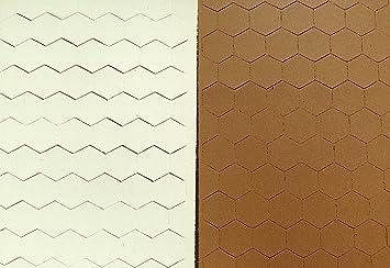 Cabinet Door Bumper Pads, Sheet Of 220 (Brown)