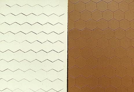 Amazon.com: Cabinet Door Bumper Pads, Sheet of 110 (Off-white ...