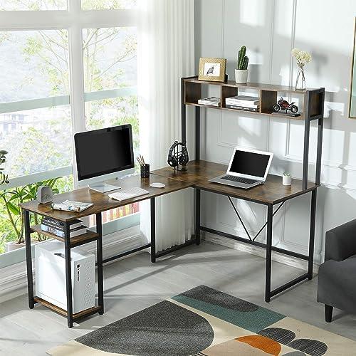 Sedeta Corner Desk