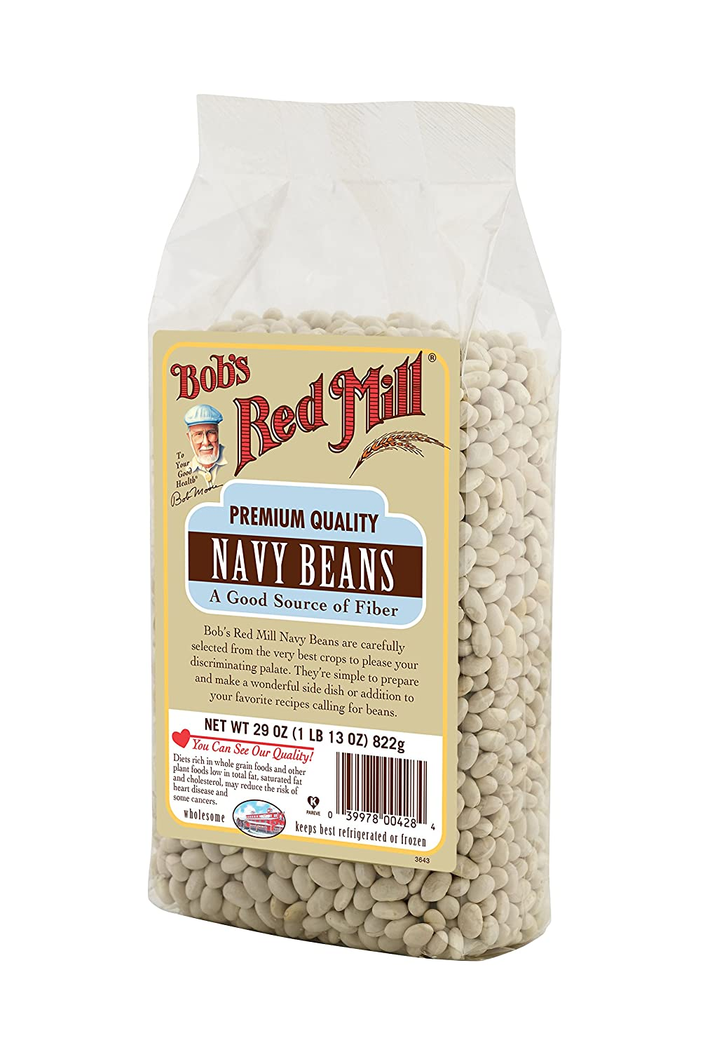 Amazon bobs red mill navy beans 29 ounce pack of 4 dried amazon bobs red mill navy beans 29 ounce pack of 4 dried kidney beans grocery gourmet food forumfinder Images