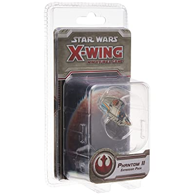 Star Wars: X-Wing - Phantom II: Toys & Games