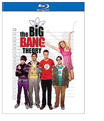 Amazon Com The Big Bang Theory Season 2 Blu Ray Johnny Galecki
