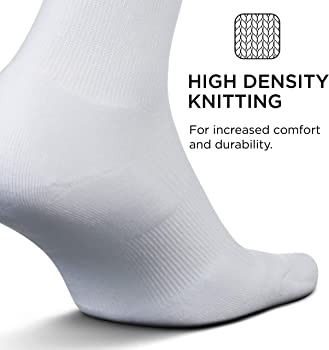 Feetures Targeted Compression Cushion Socks Oatmeal Size Small S 4-6.5 Womens