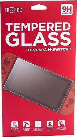 FR·TEC - Protector de pantalla de cristal templado para Nintendo ...