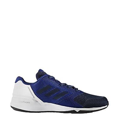 timeless design 1d955 1f11f adidas Mens Crazytrain 2 CF M Fitness Shoes, Blue (TinmisMaruni  Ftwbla