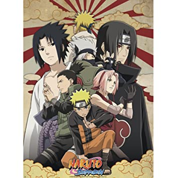 ABYstyle abystyleabydco254 Abysse Naruto Grupo número 2