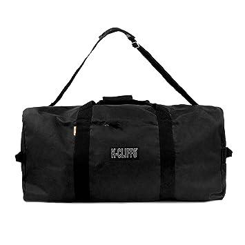 Amazon.com: Bolsa de equipo Duffel equipo bolsa de cuadrado ...