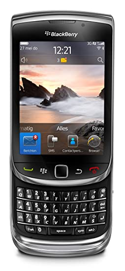 BlackBerry 9800 Torch Unlocked Phone with 5 MP Camera, Full QWERTY  Keyboard, 4 GB Internal Storage, and Slider Card Slot Up to 32GB -  International