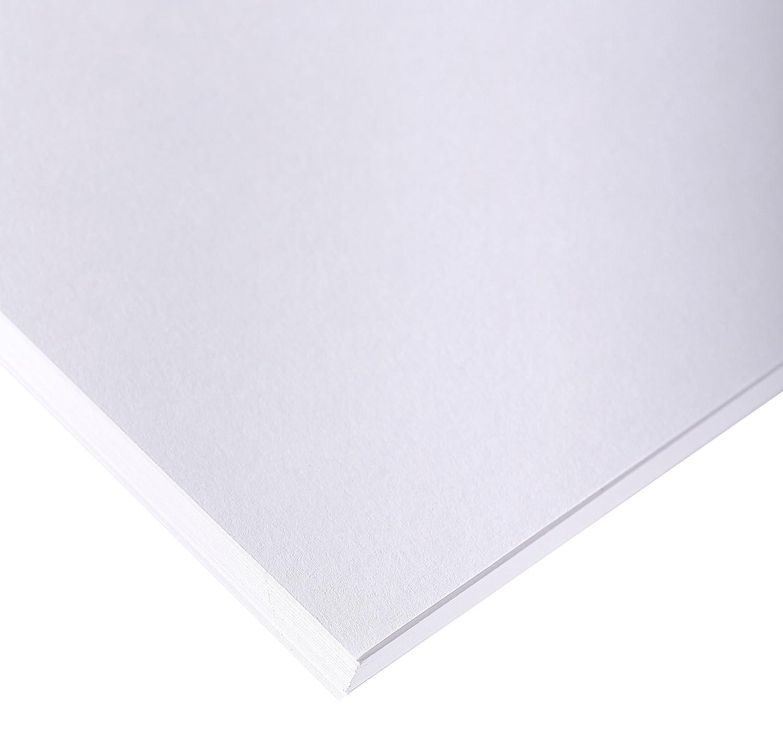Clairefontaine 37308C Skizzenpapier (180 g, DIN A2, 42 x 59,4 cm, 12 Blatt, ideal für Künstler oder die Schule) weiß B0095UZKOW  | Online-verkauf