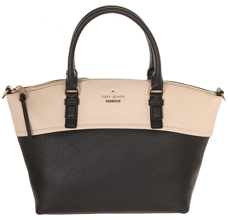 b54e4088cc8f Amazon.com  Kate Spade New York Jackson Street Small Dixon Leather Bag