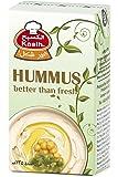 Kasih Houmous 135g (Pack of 4) Vegan Chickpea & Tahini Dip