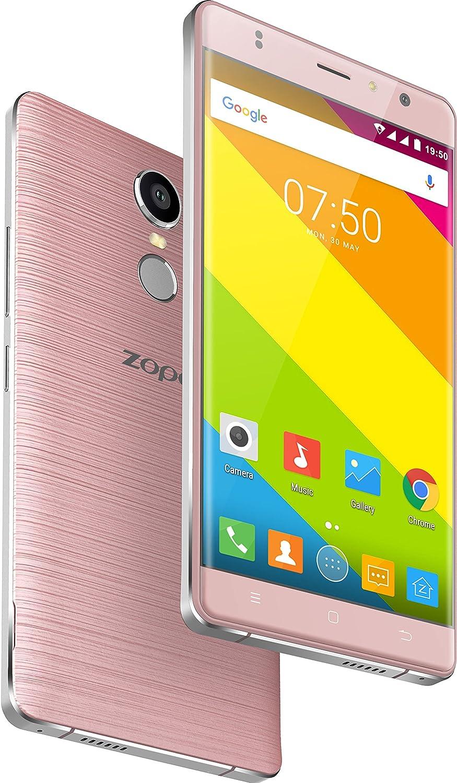 Zopo F2PK - Smartphone de 5.5 (Quad Core, RAM de 1 GB, Memoria ...