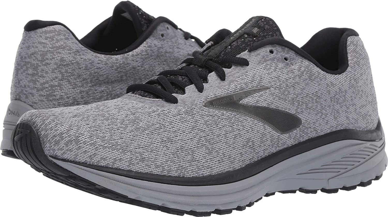 New Balance Women s W560v7 Cushioning Running Shoe, Silver Mink, 7 B US