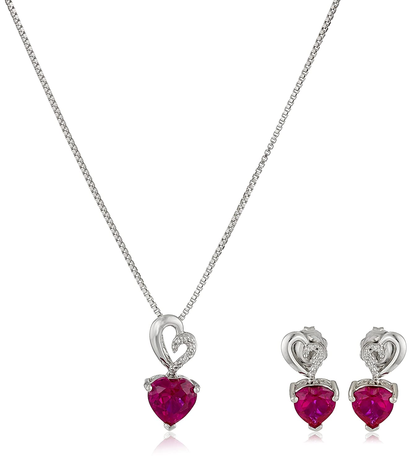 mm wb jewellery jewelry products necklace ruby