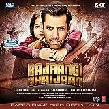 Bajrangi Bhaijaan Hindi Blu Ray (2015) Salman Khan, Kareena Kappor (Bollywood Film/Cinema))