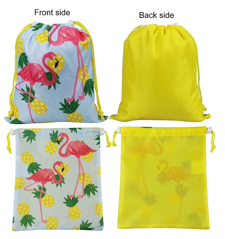 Mitgebselt/üten f/ür Sommer Party BeeGreen Mitgebsel Kindergeburtstag Geschenkt/üten Flamingo Ananas 12 St/ück Hawaii Luau Partyt/üten Gastgeschenke Kinder M/ädchen Jungen