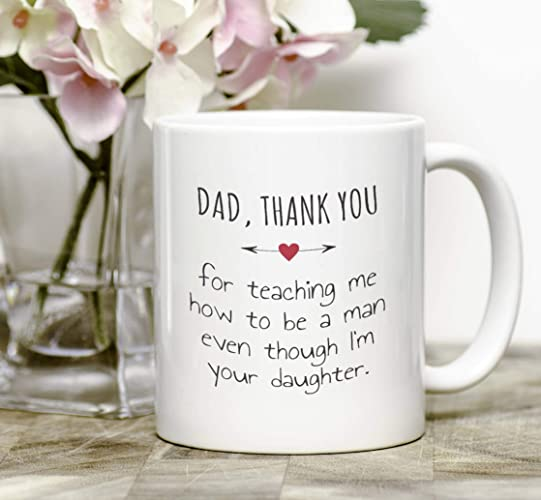 Amazon com: Birthday Gift for Dad from Daughter, Fathers