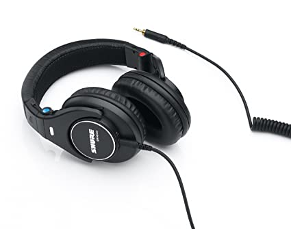 Image Unavailable. Image not available for. Color  Shure SRH840  Professional Monitoring Headphones 30d73eb2dbf71